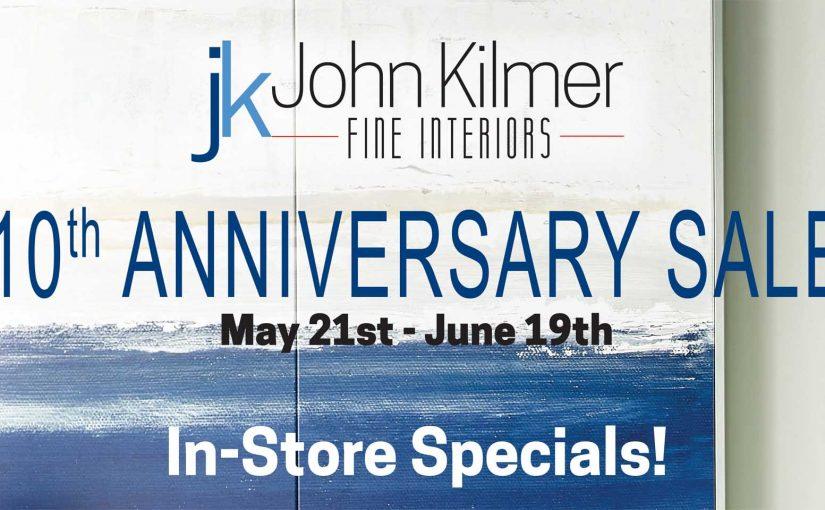 Hilton Head Furniture Store - Our 10th Anniversary Sale!