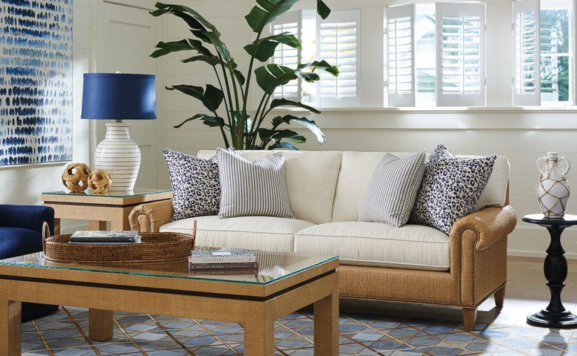 Hilton Head Furniture Store - A Fresh Coastal Look For Your Livingroom