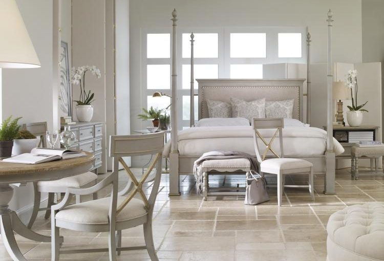 Hilton Head Furniture Store - Dramatic Bedroom Statements With Century Furniture
