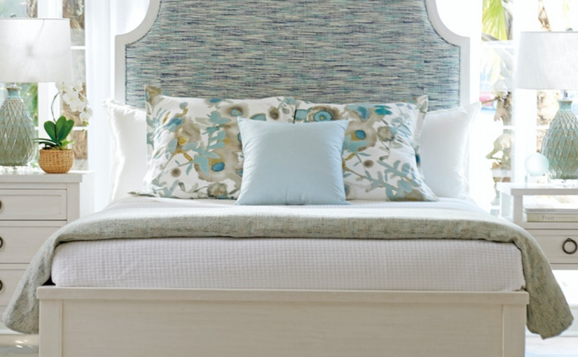 Hilton Head Furniture Store - Personalize Your Bed With Tommy Bahama