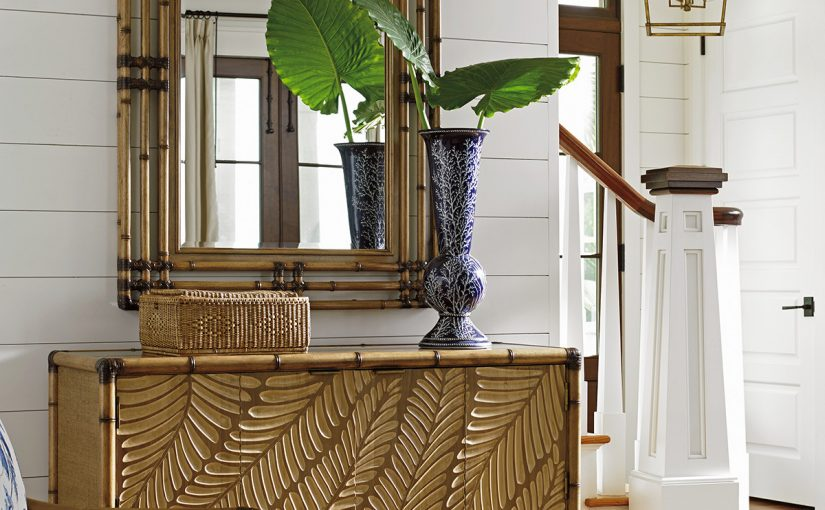 Hilton Head Furniture Store - Twin Palms Living By Tommy Bahama Home