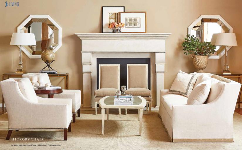 Hilton Head Furniture Store - Suzanne Kasler Livingroom