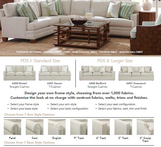 Hilton Head Furniture Store - Personal Design Series  Lexington