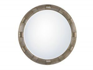 Hilton Head Furniture - John Kilmer Fine Interiors   Beverly Round Mirror