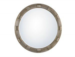 Hilton Head Furniture - John Kilmer Fine Interiors   Beverly Round Mirror Beverly Round Mirror