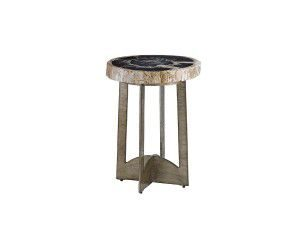 Hilton Head Furniture - From John Kilmer Fine Interiors - Cross-Creek-Accent-Table