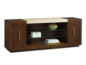 Hilton Head Furniture - John Kilmer Fine Interiors   Malibu Vista Media Console
