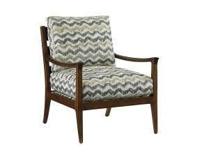 Hilton Head Furniture - From John Kilmer Fine Interiors - Miramar-Chair