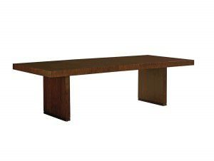 Hilton Head Furniture - John Kilmer Fine Interiors   San Lorenzo Dining Table