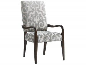 Hilton Head Furniture - John Kilmer Fine Interiors   Sierra Upholstered Arm Chair Sierra Upholstered Arm Chair