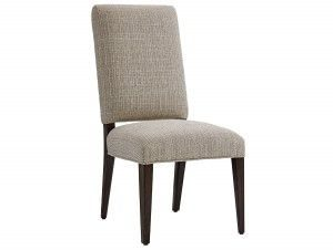 Hilton Head Furniture - John Kilmer Fine Interiors   Sierra Upholstered Side Chair2