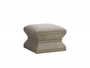 Hilton Head Furniture - John Kilmer Fine Interiors   Wheatley Ottoman